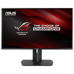 asus rog swift pg27aq (черный)