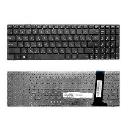 Клавиатура для ноутбука Asus N56, N56V, N76, N76V Series (TOP-99937) (черный)
