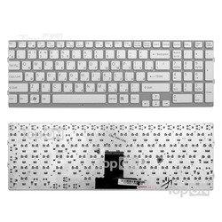 Клавиатура для ноутбука Sony Vaio VPC-EB Series (TOP-79821) (белый)