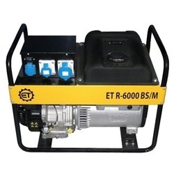 et-generators r-6000 bs/e