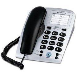 Телефон-аппарат Centek CT-7001 (серебристый)