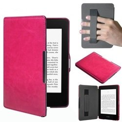 Чехол-обложка для Amazon Kindle PaperWhite (AKP-R03PN) (розовый)