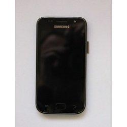 Дисплей для Samsung Galaxy S i9003 с тачскрином в рамке (49986) (черный)