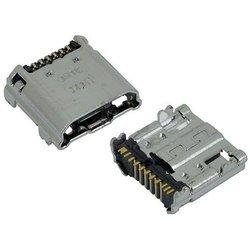 Разъем зарядки Samsung P5200, T210, T211, T230, T231 (microUSB) (M10234)