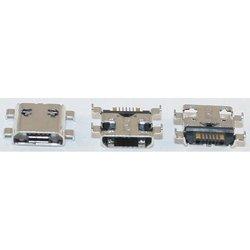 Разъем зарядки Samsung S7530, i8190, S7562 (mini-USB) (16270)