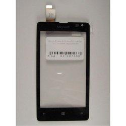 Тачскрин для Microsoft Lumia 435, 532 (97000) (черный)