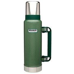 Термос Stanley Classic Vac Bottle Hertiage 10-01032-037 (1.3 л) (зелёный)