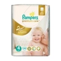Pampers Premium Care 4 (8-14 кг) 20 шт.