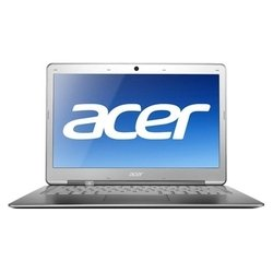 "acer aspire s3-951-2464g34iss (core i5 2467m 1600 mhz/13.3""/1366x768/4096mb/340gb/dvd нет/intel hd graphics 3000/wi-fi/bluetooth/win 7 hp 64)"