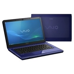 "sony vaio vpc-ca3s1r (core i3 2330m 2200 mhz/14""/1366x768/4096mb/500gb/dvd-rw/wi-fi/bluetooth/win 7 hp)"