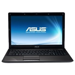 "asus x52jk (core i5 430m 2260 mhz/15.6""/1366x768/4096mb/500gb/dvd-rw/wi-fi/bluetooth/win 7 hp)"