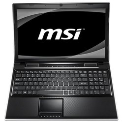 "msi fx620dx (core i5 2410m 2300 mhz/15.6""/1366x768/4096mb/500gb/dvd-rw/wi-fi/bluetooth/win 7 hb)"