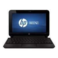"hp mini 110-3700er (atom n455 1660 mhz/10.1""/1024x600/1024mb/250gb/dvd нет/wi-fi/bluetooth/win 7 starter)"