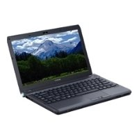 "sony vaio vpc-s135fx (core i5 480m 2660 mhz/13.3""/1366x768/4096mb/500gb/dvd-rw/wi-fi/bluetooth/win 7 hp)"
