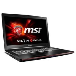 "msi ge72 6qc apache (core i7 6700hq 2600 mhz/17.3""/1920x1080/8gb/1000gb/dvd-rw/nvidia geforce gtx 960m/wi-fi/bluetooth/win 10) (ge72 6qc-012ru) (черный)"