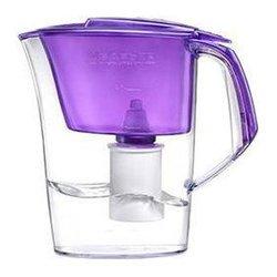 Кувшин Барьер Стайл (1.1 л) (жемчужный/фиолетовый)