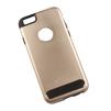 Чехол-накладка для Apple iPhone 6, 6s (0L-00002739) (золотистый) - Чехол для телефонаЧехлы для мобильных телефонов<br>Чехол плотно облегает корпус и гарантирует надежную защиту от царапин и потертостей.<br>