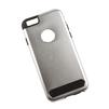Чехол-накладка для Apple iPhone 6, 6s (0L-00002738) (серебристый) - Чехол для телефонаЧехлы для мобильных телефонов<br>Чехол плотно облегает корпус и гарантирует надежную защиту от царапин и потертостей.<br>