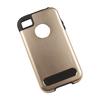 Алюминиевый чехол-накладка для Apple iPhone 4, 4s (0L-00002731) (золотистый) - Чехол для телефонаЧехлы для мобильных телефонов<br>Чехол плотно облегает корпус и гарантирует надежную защиту от царапин и потертостей.<br>