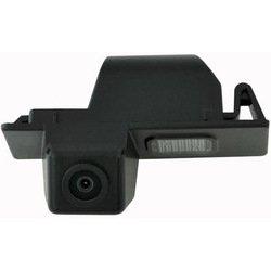 Камера заднего вида для Chevrolet Aveo 12+, Cruze hatchback, Wagon, Trailblazer, Cadillac SRX (Swat VDC-108)