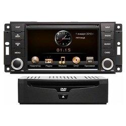 Штатная автомагнитола для Chrysler 300C, Sebring (2007+), Dodge Caliber, Challenger, Charger, Dakota (2007+) (Intro CHR-5121)