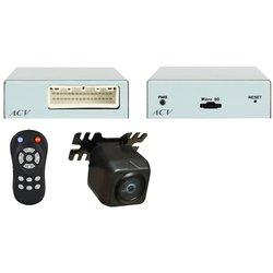 Видеорегистратор ACV GQB-2VP (24 Вольта) (серый)