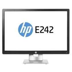 HP EliteDisplay E242 (черный)