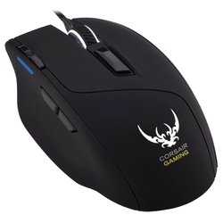 corsair gaming sabre optical rgb gaming mouse black usb