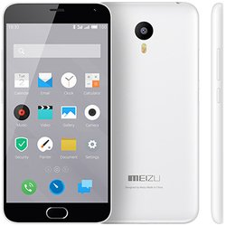 Meizu M2 Note 16Gb M571H (белый) :::