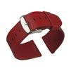 Кожаный ремешок для Apple Watch 42 мм (0L-00002784) (красный) - Ремешок для умных часовРемешки для умных часов<br>Ремешок без крепежа изготовлен из высококачественных материалов и идеально подходит для данной модели устройства.<br>