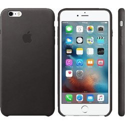 �����-�������� ��� apple iphone 6, 6s (apple leather case mkxw2zm/a) (������)
