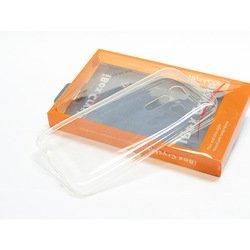 Силиконовый чехол-накладка для Asus Zenfone 2 Lazer ZE500KL (iBox Crystal YT000007786) (прозрачный)