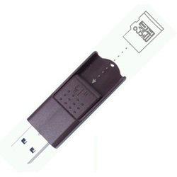 Картридер ORIENT CR-016 (черный)