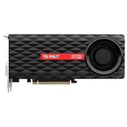 Palit GeForce GTX 960 1127Mhz PCI-E 3.0 4096Mb 7000Mhz 128 bit 2xDVI HDMI HDCP (RTL)