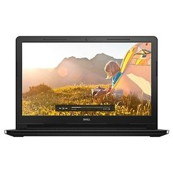 "dell inspiron 3552 (celeron n3050 1600 mhz/15.6""/1366x768/2.0gb/500gb/dvd нет/intel gma hd/wi-fi/bluetooth/linux)"