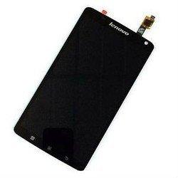 Дисплей для Lenovo S930 с тачскрином (R0002715) (черный)