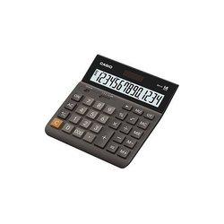 Калькулятор настольный Casio DH-14 (черный)