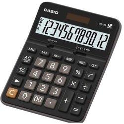 Калькулятор настольный Casio DX-12B (черный)