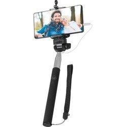 Монопод, палка для селфи Selfie Master SM-02 с проводом (Defender 29402) (черный)