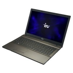 "iru patriot 516 (core i3 3120m 2500 mhz/15.6""/1366x768/4.0gb/1000gb/dvd-rw/intel hd graphics 4000/wi-fi/bluetooth/dos)"
