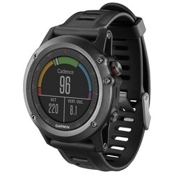 Garmin Fenix 3 grey (black) HRM