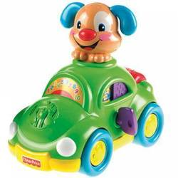 "Развивающая игрушка Fisher Price ""Обучающая машинка"" (X3063) (от 6 месяцев)"
