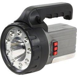 Аккумуляторный фонарь ЭРА FA58M (серый)