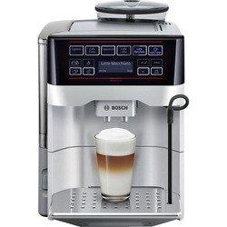 Кофемашина Bosch TES 60321RW (1.7 л) (серебристый)