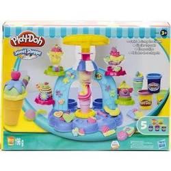 "Пластилин Play-Doh ""Фабрика мороженого"" (B0306EU4) (от 3 лет)"