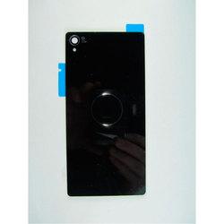 Задняя крышка для Sony Xperia Z3 D6603 (67881) (черный) 1 категория