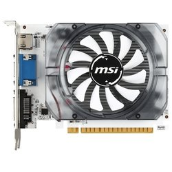 MSI GeForce GT 730 1006Mhz PCI-E 2.0 2048Mb 5000Mhz 64 bit DVI HDMI HDCP V1 (RTL)