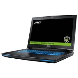 "msi wt72 6ql (core i7 6700hq 2600 mhz/17.3""/1920x1080/32.0gb/1256gb hdd+ssd/blu-ray/nvidia quadro m4000m/wi-fi/bluetooth/win 10 pro)"