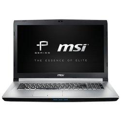 "MSI PE70 6QD (Core i7 6700HQ 2600 MHz/17.3""/1920x1080/8Gb/1000Gb/DVD-RW/NVIDIA GeForce GTX 950M/Wi-Fi/Bluetooth/DOS) (PE70 6QD-064XRU) (�����������)"