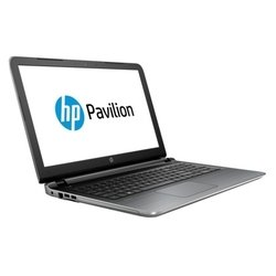 "hp pavilion 15-ab202ur (core i3 6100u 2300 mhz/15.6""/1366x768/4.0gb/500gb/dvd-rw/amd radeon r7 m360/wi-fi/bluetooth/win 10 home)"